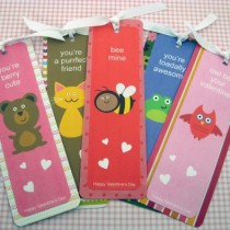No Candy Valentine's Day Gifts – Book Marks