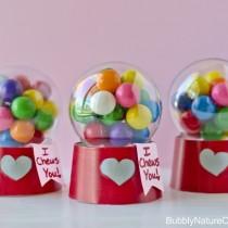 Mini Gumball Valentine's Idea