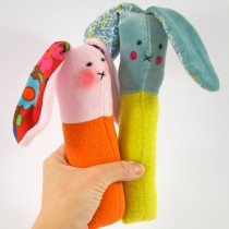 Bunny Rattles How To