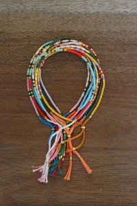 morse code bracelet perla beads