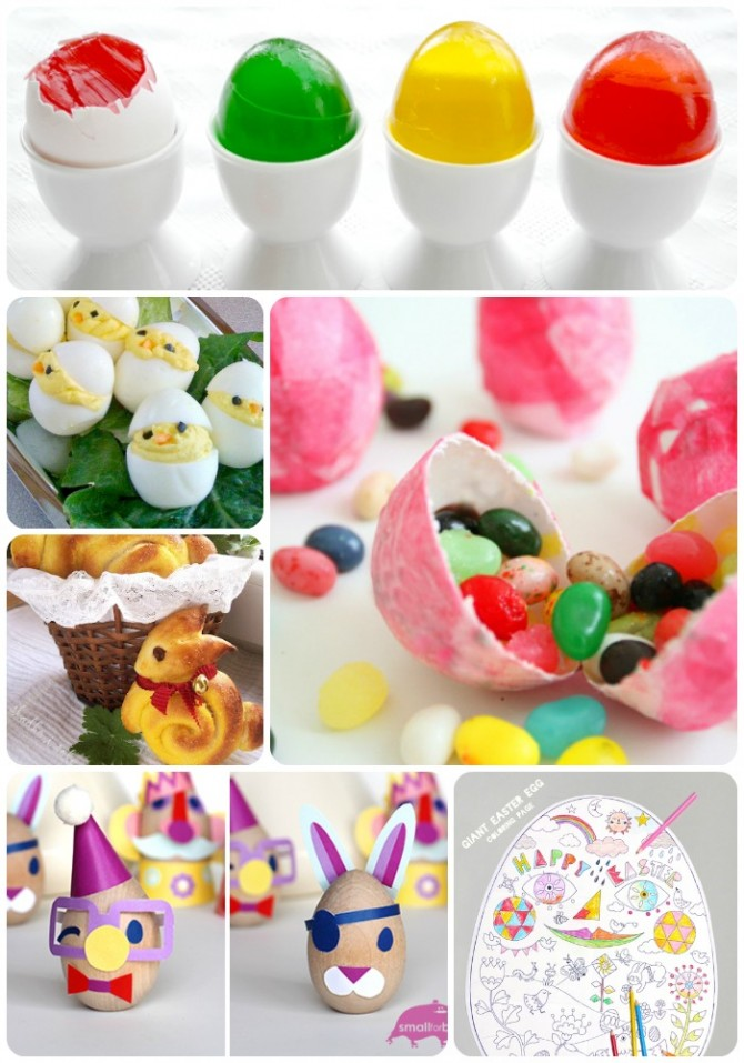 40+ Fantastic Ideas for Easter
