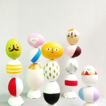 Easter Egg Sculpture