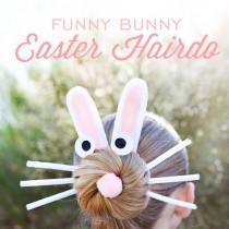 Funny Bunny Hairdo