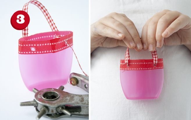 Shampoo Bottle Crafts – Mini Handbags