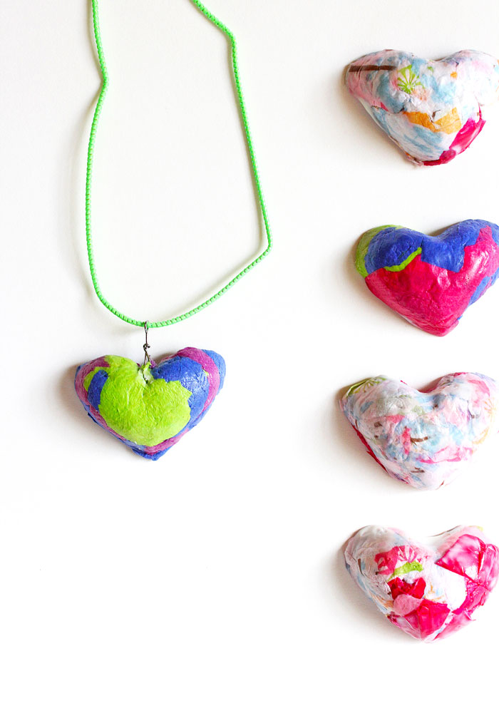 Paper-Pendant-hero - mothers day, summer camp and valentines ideas