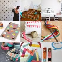 10 fantastic washi tape ideas & crafts