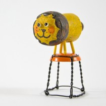 "Lion Cork Craft – Oh what a perfect ""Circus Craft"""