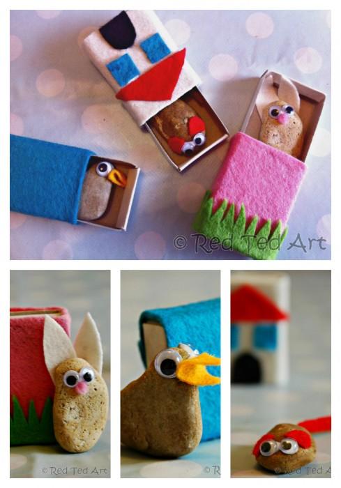 stone-matchbox-crafts