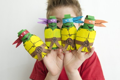 TMNT TP Roll Craft