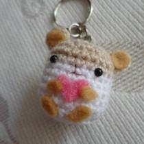FREE Tiny Amigurumi Hamster Pattern