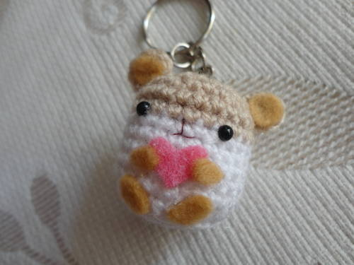 FREE Tiny Amigurumi Hamster Pattern - Fun Crafts Kids