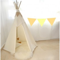 Homemade DIY Tipi