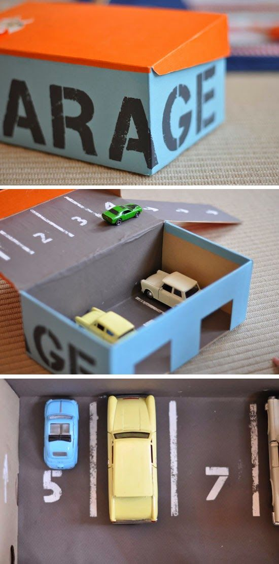 DIY Garage –  car craft