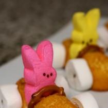 Twinkie Peep Cars