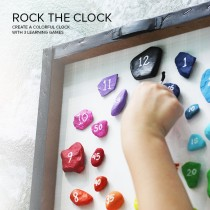 Rock Clock (Learning Tool & Games)