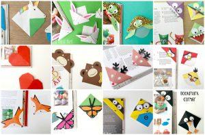 FABULOS Corner Bookmark ideas