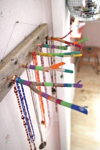DIY Jewellery Board