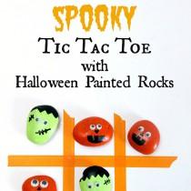 Halloween Games – Spooky Tic Tac Toe