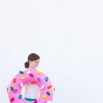 DIY Donut Costume