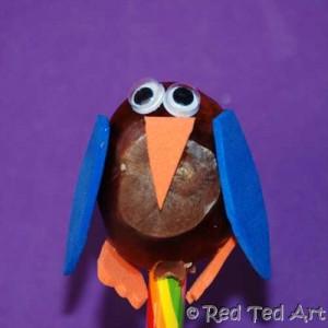 Penguin conker