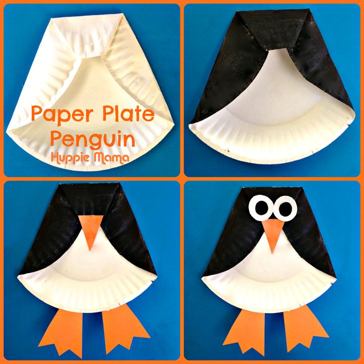 Penguin Arts And Crafts Projects