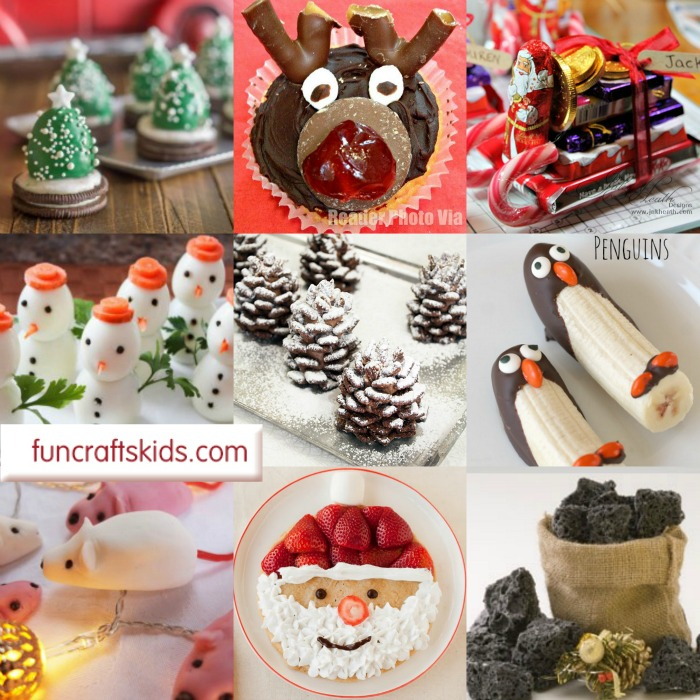 Christmas Food Craft Ideas Part - 15: 15 Fun Food Ideas For Christmas And The Holidays