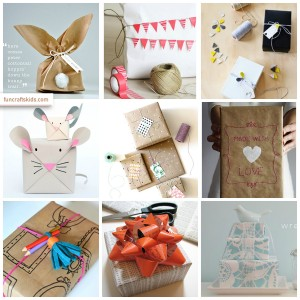 gift wrap round up
