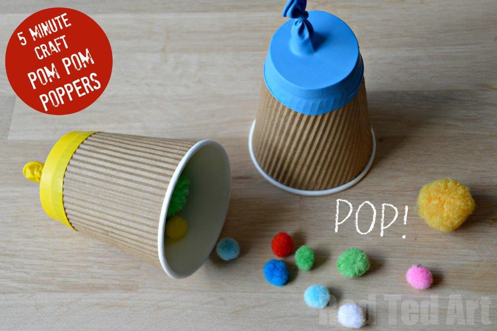 Pom-Pom-Poppers