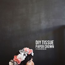 Easy to make DIY Paper Crown