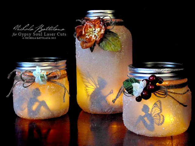 Fairy Luminary DIY -adorable lantern idea by NBattilana