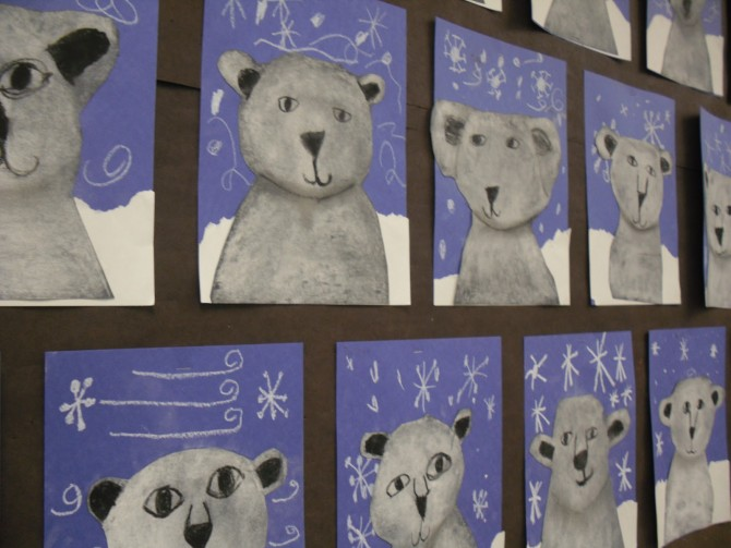 polar bear ideas wonderful art fun crafts kids