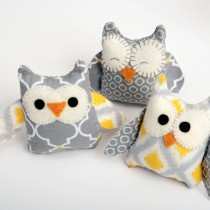Easy Owl Softie Craft