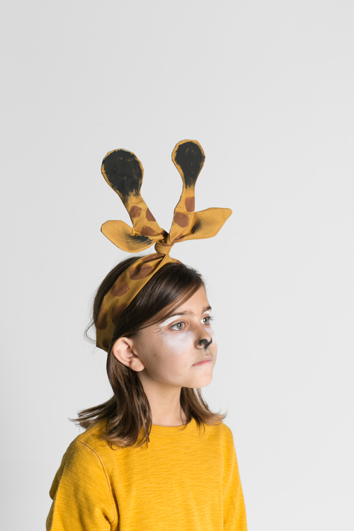 Giraffe Ears costume DIY  sc 1 st  Fun Crafts Kids & Giraffe Ears costume DIY - Fun Crafts Kids
