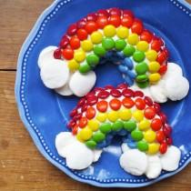 Rainbow Cake – Easy and fun