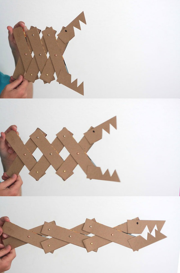 Cardboard Craft Archives Fun Crafts Kids