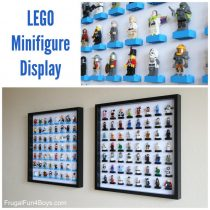 IKEA Hack: DIY LEGO Storage & Display