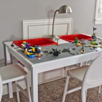 LEGO IKEA Table Hack