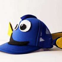 Finding Dory DIY Hat