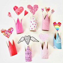 Valentines Crown DIY