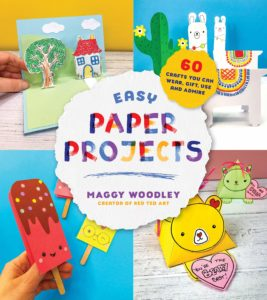 Easy Paper Projects for kids