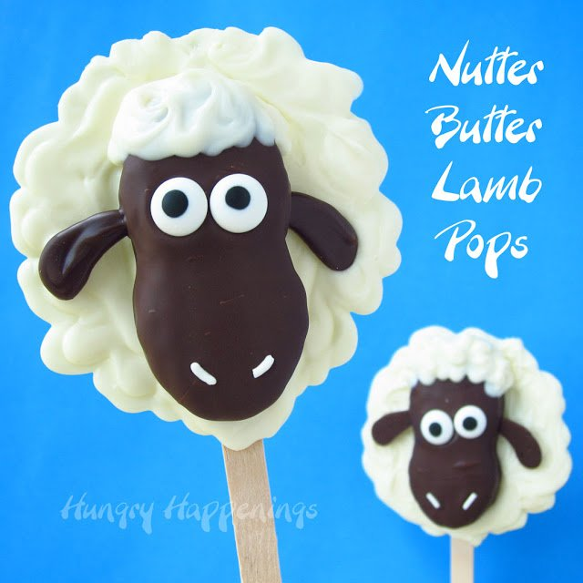 Nutter-Butter-Lamb-Pops-lamb-cookies-Easter-cookies-Nutter-Butter-Cookies-sheep-cookies-