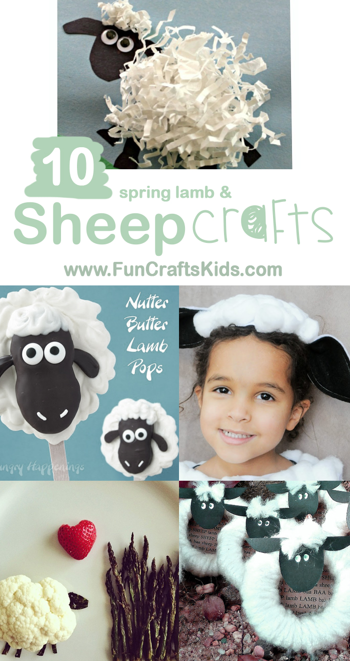 Sheep-Crafts-from-FunCraftsKids