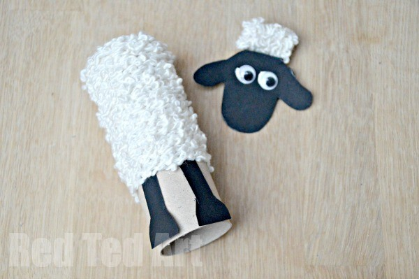10 Spring Lamb And Sheep Crafts For Kids Fun Crafts Kids