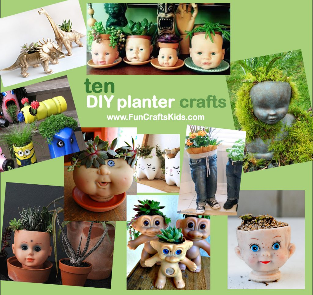 Doll-Head-upcycled-Planter-Crafts-from-FunCraftsKids-square