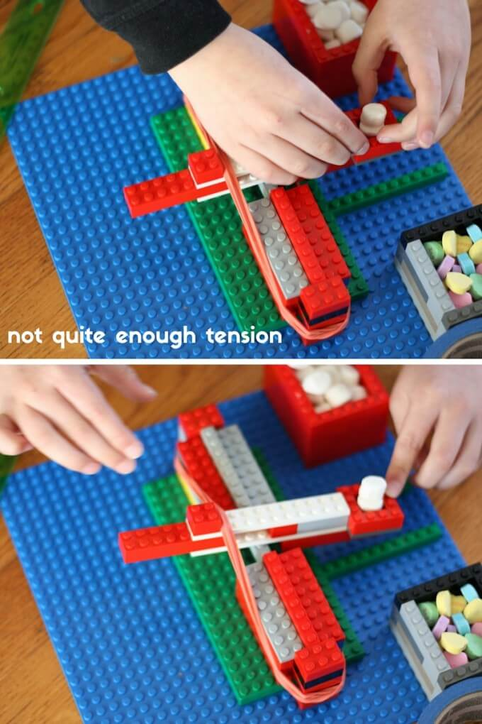 Lego- Catapult - Bricks