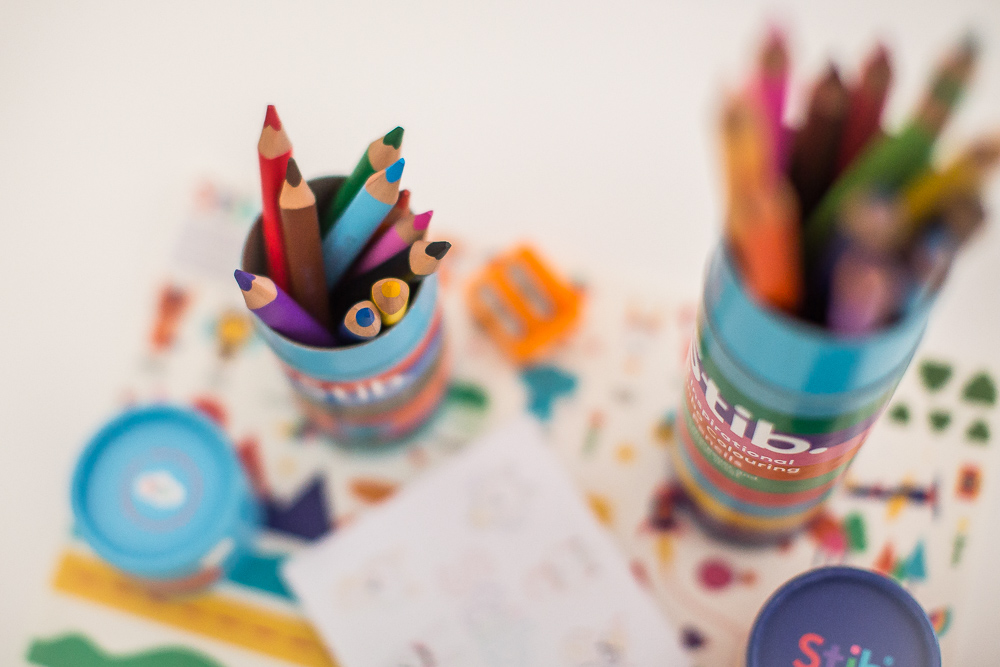 Stib Pencils instagram giveaway