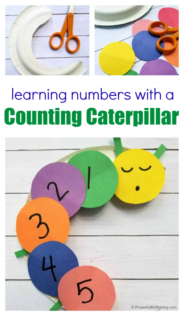 How-to-make-a-counting-caterpillar-for-learning-numbers