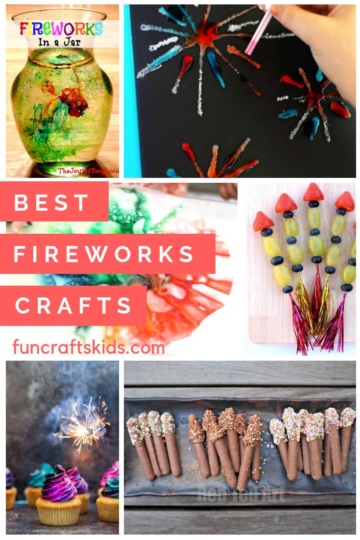 best firework crafts funcraftskids