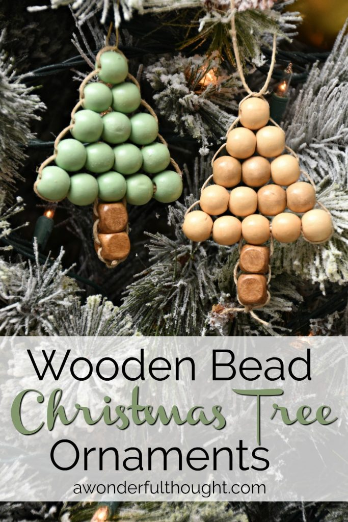 DIY-Ornament-Wooden-Bead-Christmas-Tree