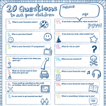 20 Questions Activity